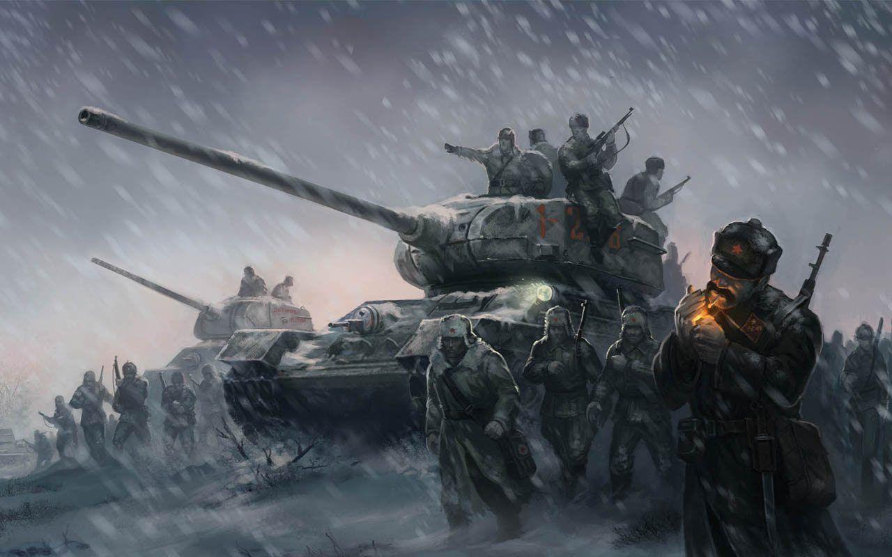 La Segunda Guerra Mundial y los videojuegos han sido cómplices de la obviación de participantes decisivos en el conflicto mundial.