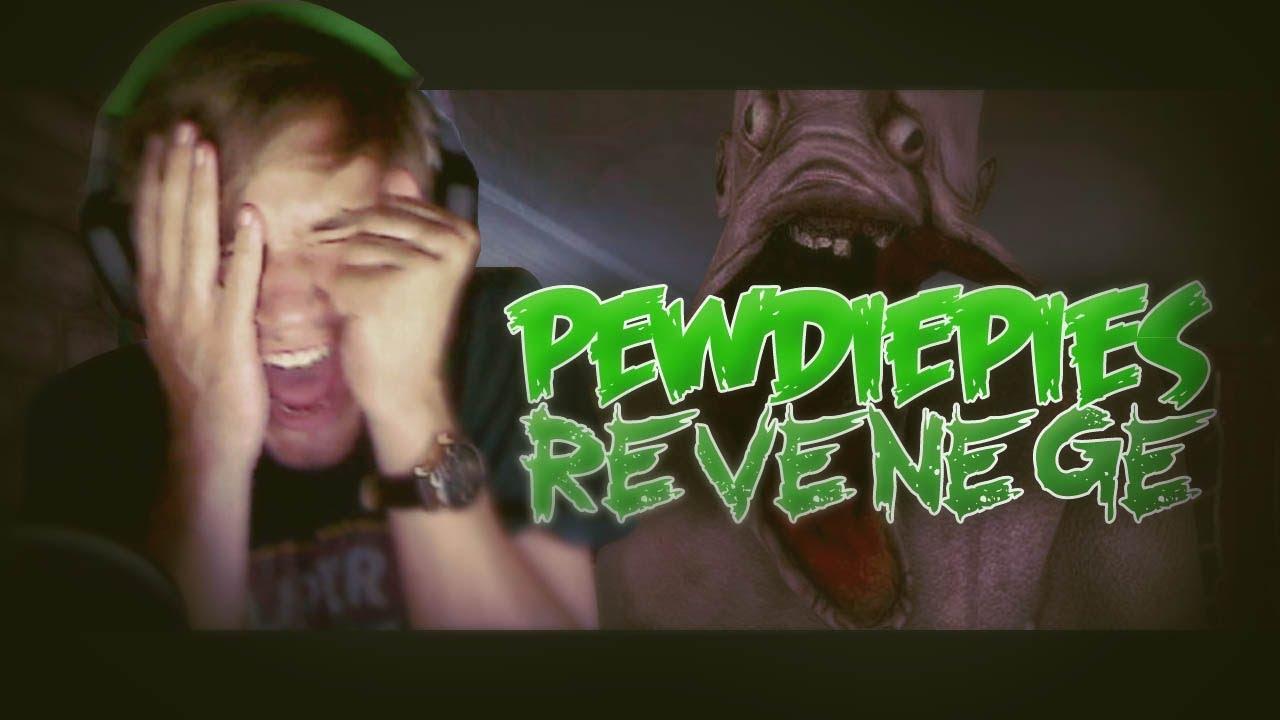 Cultura YouTuber Miniatura de un vídeo de Pewdiepie jugando a<em><strong>Amnesia.</strong></em>