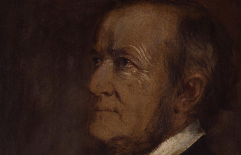 Retrato de Richard Wagner realizado por Franz von Lenbach (1836-1904) en 1882. Wagner fue el primero en acuñar el término música absoluta en 1846. La música y el videojuego absolutos