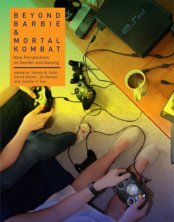 Portada del libro: Beyond Barbie and Mortal Kombat: New Perspectives on Gender and Gaming. Roles en los juegos independientes.