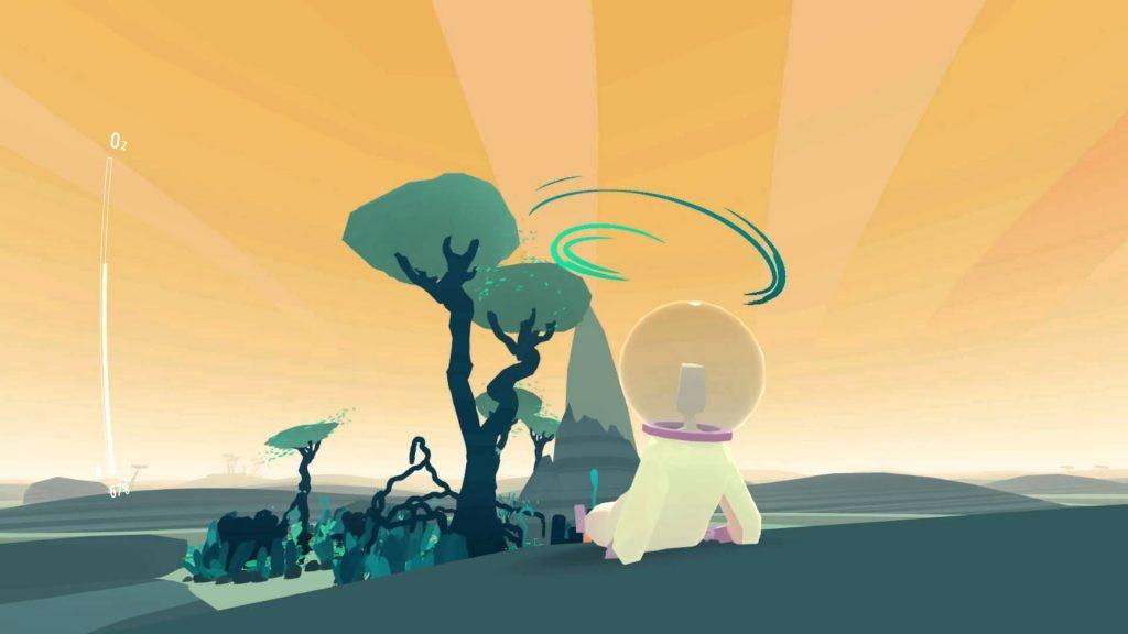 Captura de pantalla de Orchisd to Dusk, un título que ha puesto en evidencia a buena parte de la crítica del videojuego.