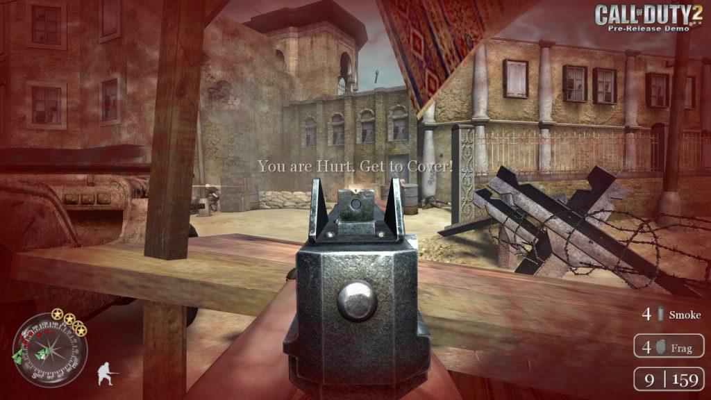 disparo en los videojuegos