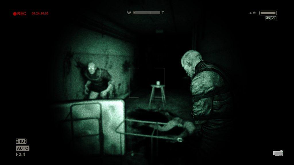 sufrimiento en el videojuego.
